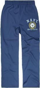 Rapid Dominance Navy Military Fleece Pants