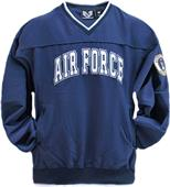 Rapid Dominance Microfiber Air Force Pullover