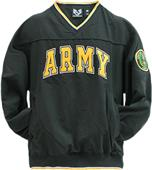 Rapid Dominance Microfiber Army Pullover