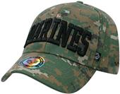 Rapid Dominance Digital Military/Law Cap Marines
