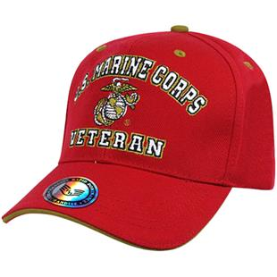 Rapid Dominance Veteran Military Marines Cap