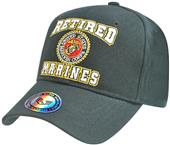 Rapid Dominance Retired Military Marines Cap