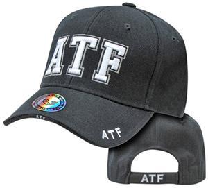 Rapid Dominance Law Enforcement ATF Cap