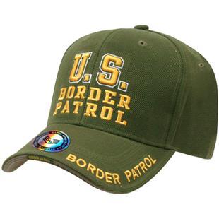 Rapid Dominance Law Enforcement Border Patrol Cap