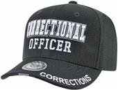 Law Enforcement Correctional Officer Cap