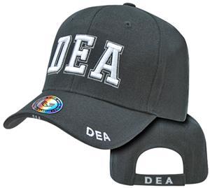 Rapid Dominance Law Enforcement DEA Cap
