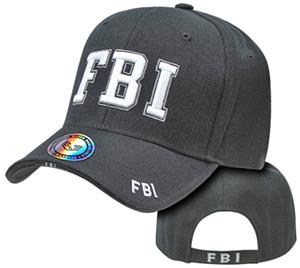 Rapid Dominance Law Enforcement FBI Cap