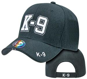 Rapid Dominance Law Enforcement K-9 Cap