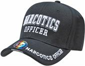 Rapid Dominance Law Enforcement Narcotics Cap