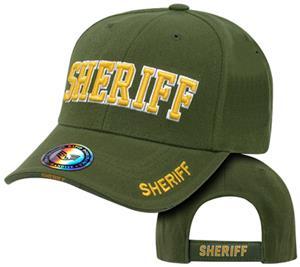 Rapid Dominance Law Enforcement Sheriff Cap