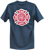 Rapid Dominance Law Enforcement Fire Dept. Tee