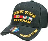 Rapid Dominance Desert Storm Vet Military Cap