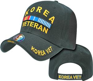 Rapid Dominance Korean War Vet Military Cap