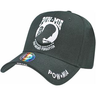 Rapid Dominance POW-MIA Military Cap