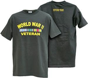 Rapid Dominance World War II Vet Military Tee