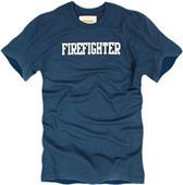 Rapid Dominance Basic Felt Firefighter Tee