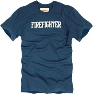 Rapid Dominance Basic Felt Firefighter Tee