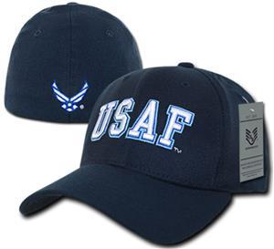 Rapid Dominance Air Force FitAll Flex Cap