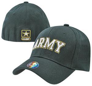 Rapid Dominance Army FitAll Flex Cap
