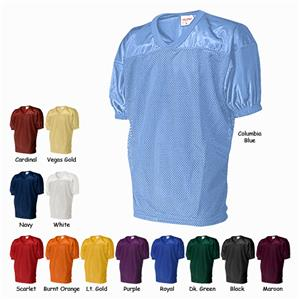 Belt Length Practice Adult Football Jersey