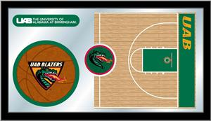 Holland Univ Alabama Birmingham Basketball Mirror