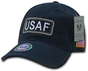 Rapid Dominance Dual Flag Raid USAF Military Cap