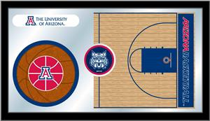 Holland University of Arizona Basketball Mirror