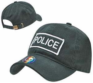 Rapid Dominance Raid Police Law Enforcement Cap