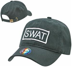 Rapid Dominance Raid SWAT Law Enforcement Cap