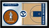 Holland Brigham Young University Basketball Mirror