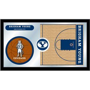 Holland Brigham Young University Basketball Mirror