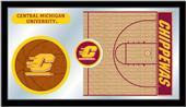 Holland Central Michigan Univ Basketball Mirror