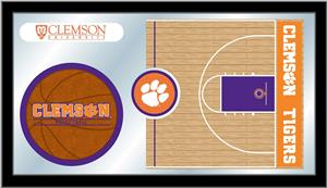 Holland Clemson University Basketball Mirror