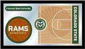Holland Colorado St University Basketball Mirror