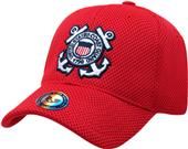Rapid Dominance Air Mesh Coast Guard Military Cap