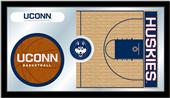 Holland Univ of Connecticut Basketball Mirror