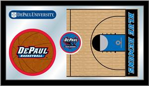 Holland DePaul University Basketball Mirror