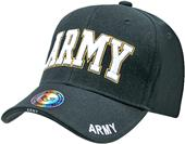 Rapid Dominance The Legend Army Text Military Cap
