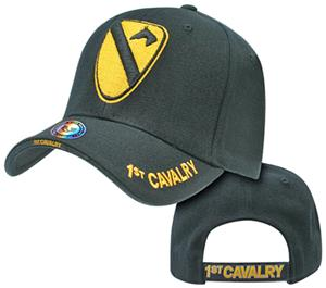 The Legend 1st Cavalry Military Cap