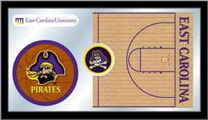 Holland East Carolina University Basketball Mirror