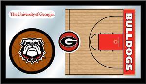 Holland University of Georgia Basketball Mirror