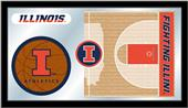 Holland University of Illinois Basketball Mirror