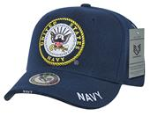 Rapid Dominance The Legend Navy Military Cap