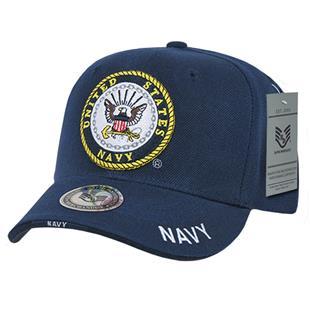 Rapid Dominance The Legend Navy Military Cap