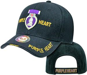 The Legend Purple Heart Military Cap