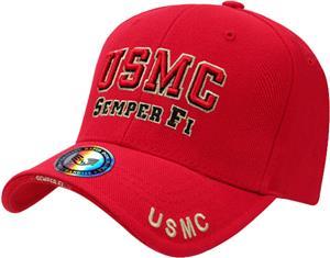 The Legend USMC Semper Fi Marines Military Cap