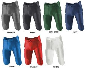 Slotted Football Game Pants W/Sewn In Pads