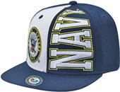 Rapid Dominance Stack Up Navy Military Cap