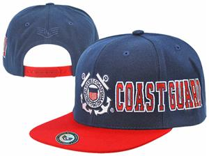"Rapid Dominance ""D-Day"" Coast Guard Military Cap"