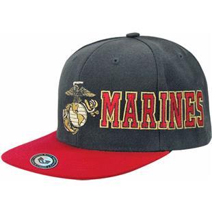 "Rapid Dominance ""D-Day"" Marines Military Cap"
